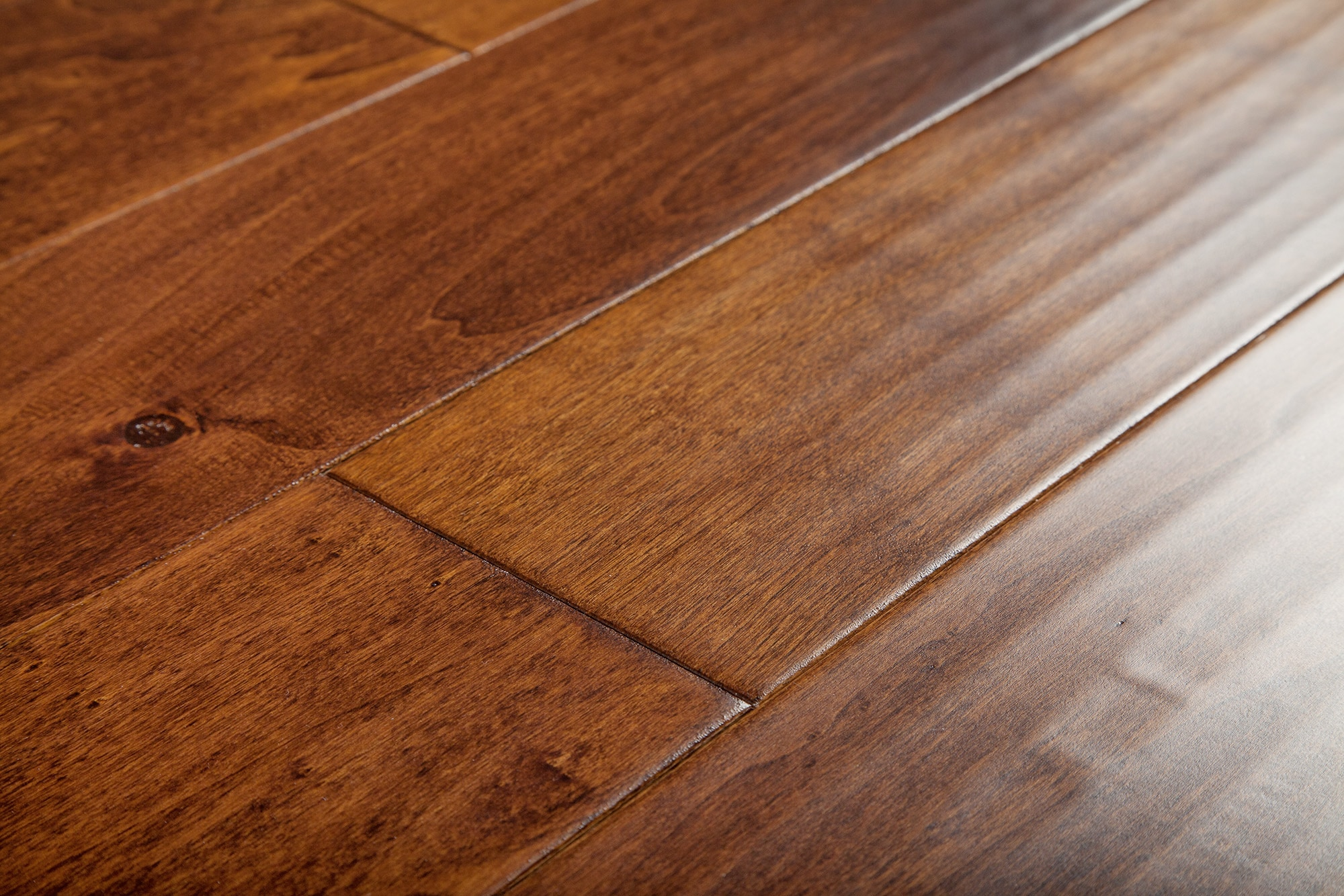 Free Samples Jasper Engineered Hardwood  Handscraped Birch Collection Birch