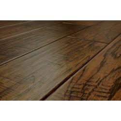 Hand Scraped Engineered Hardwood Flooring room scene Jasper Engineered Hardwood Handscraped Collection