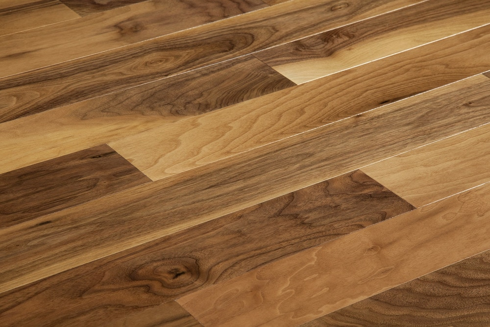 Free Samples Vanier Engineered Hardwood American Walnut Originals