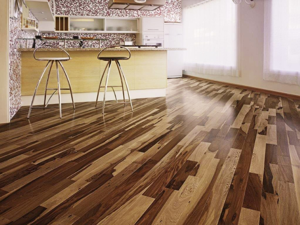 Free Samples Vanier Engineered Hardwood Brazilian Exotic Collection Brazilian Pecan Natural 5 1 4