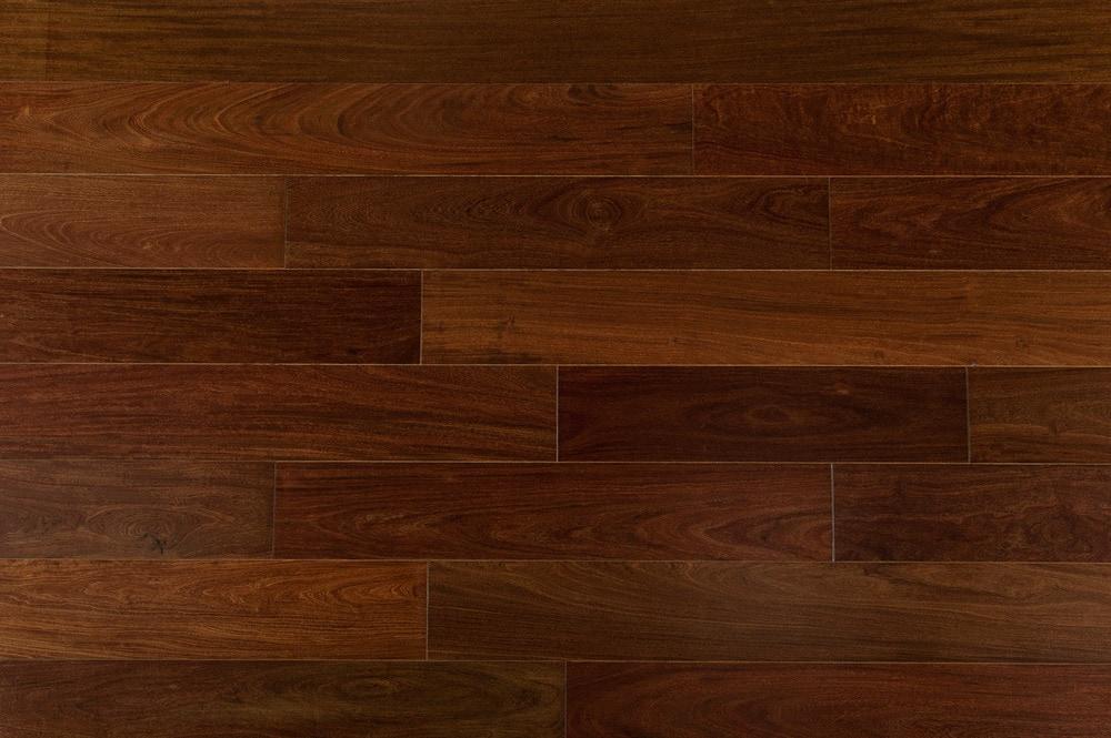 Brazilian walnut hardwood flooring amantha home review for Unfinished brazilian walnut flooring