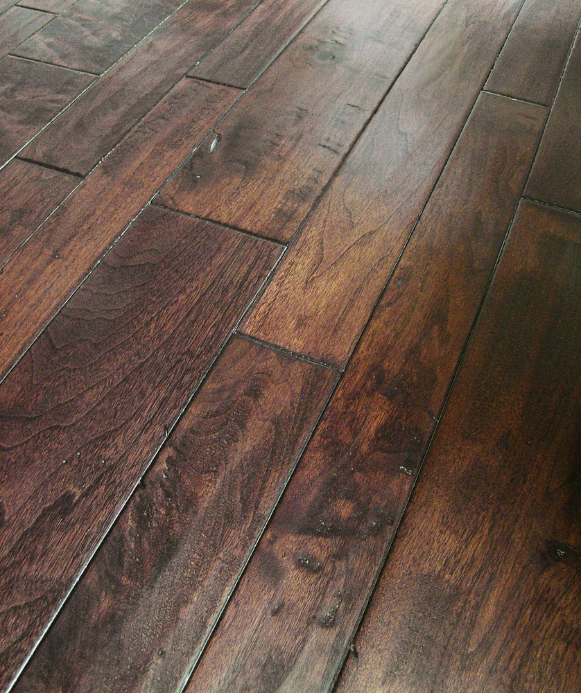 Free samples vanier engineered hardwood classic width for Walnut hardwood flooring