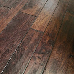 Vanier Engineered Hardwood   Classic Width American Walnut Collection