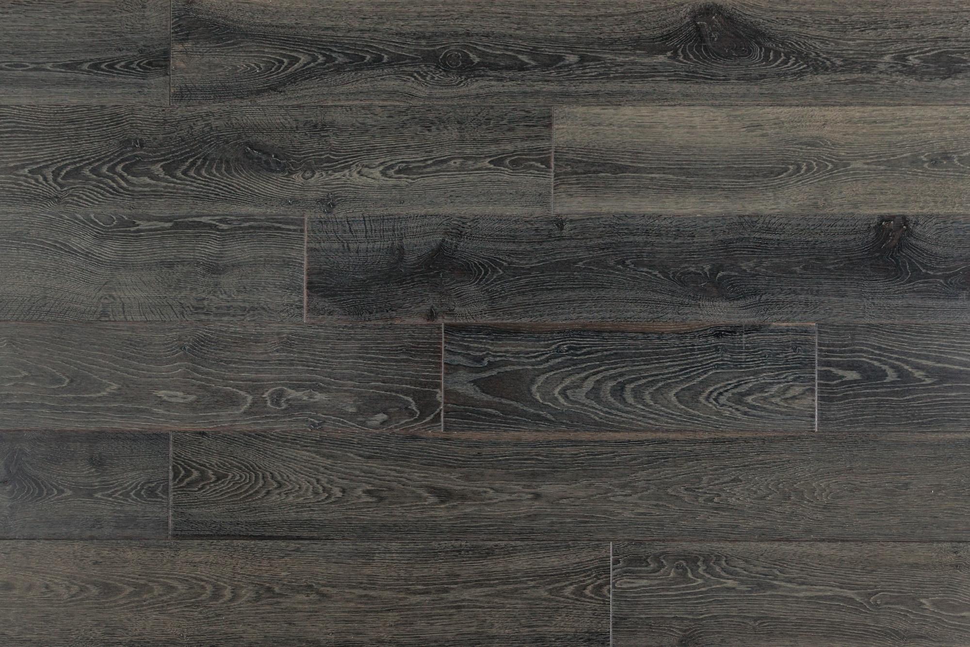 "4mm Sherwood / Oak / 7 1/2"" Engineered Hardwood - European Oak Whitewash Collection 0"
