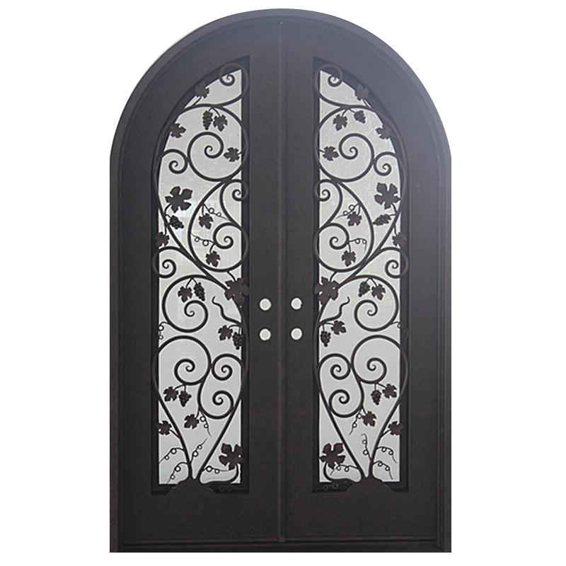 New Concept Exterior Doors Pre Hung Steel Infinity Doors