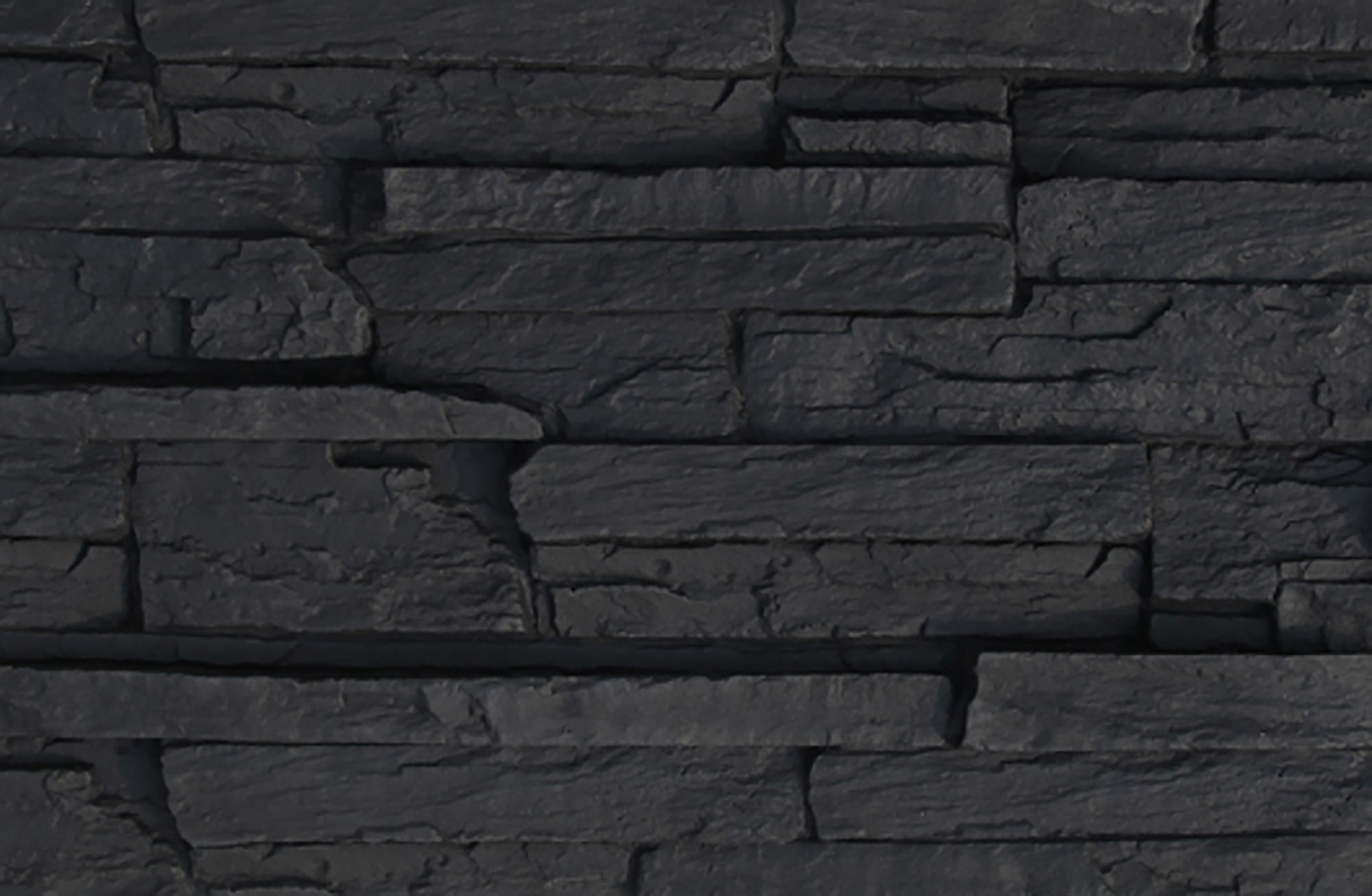 faux exterior stone panels. free samples: black bear faux stone siding - ledge stack / 15.284 sq ft flat exterior panels