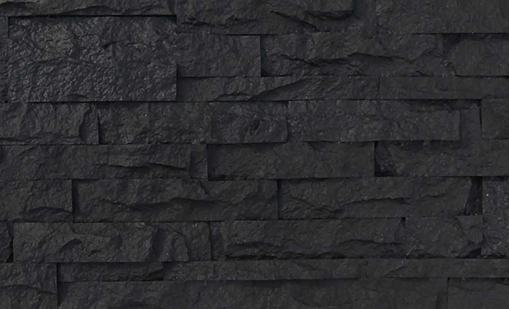 Black Bear Black Bear Faux Stone Siding Stacked Stone