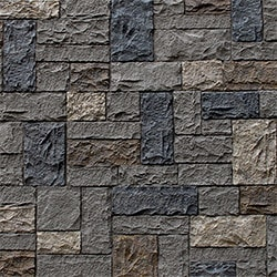 Faux Stone Siding Panels - Polyurethane | BuildDirect®