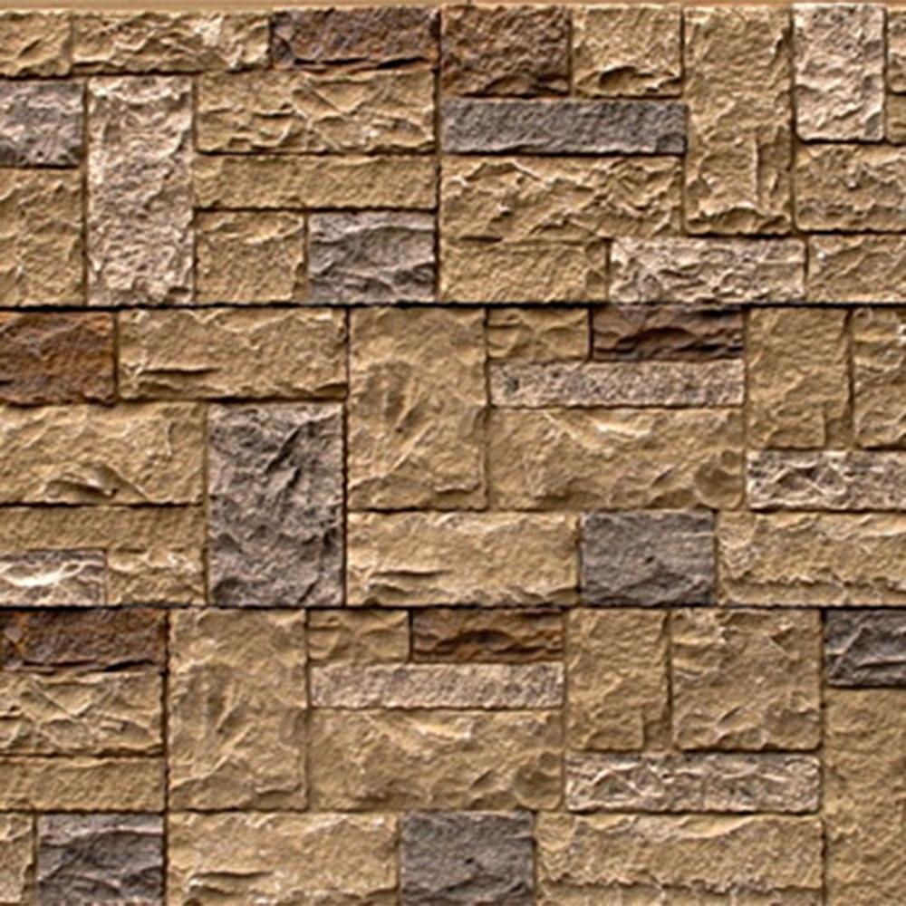 StoneWorks StoneWorks Faux Stone Siding   Castle Rock