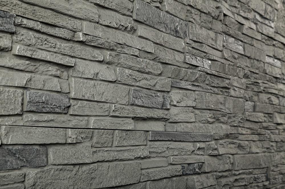 Stoneworks Stoneworks Faux Stone Siding Slate Stone