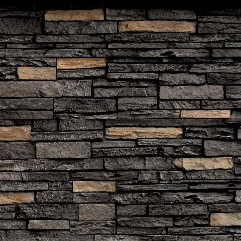 Stoneworks stoneworks faux stone siding slate stone onyx for Exterior stone work