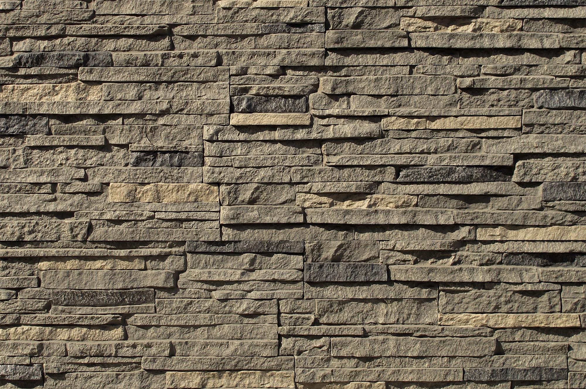 StoneWorks StoneWorks Faux Stone Siding Stacked Stone Volcanic