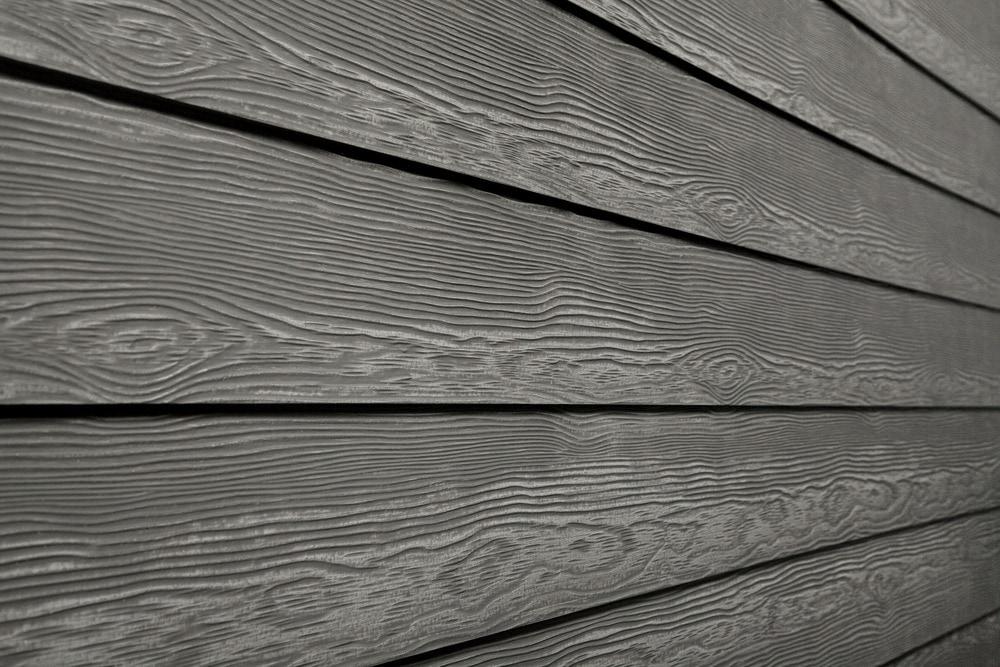 Cerber Rustic Fiber Cement Siding Coastal Gray 5 16 Quot X5 1