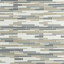 Empire / Pattern Glass Mosaic - Designer Stripe 0