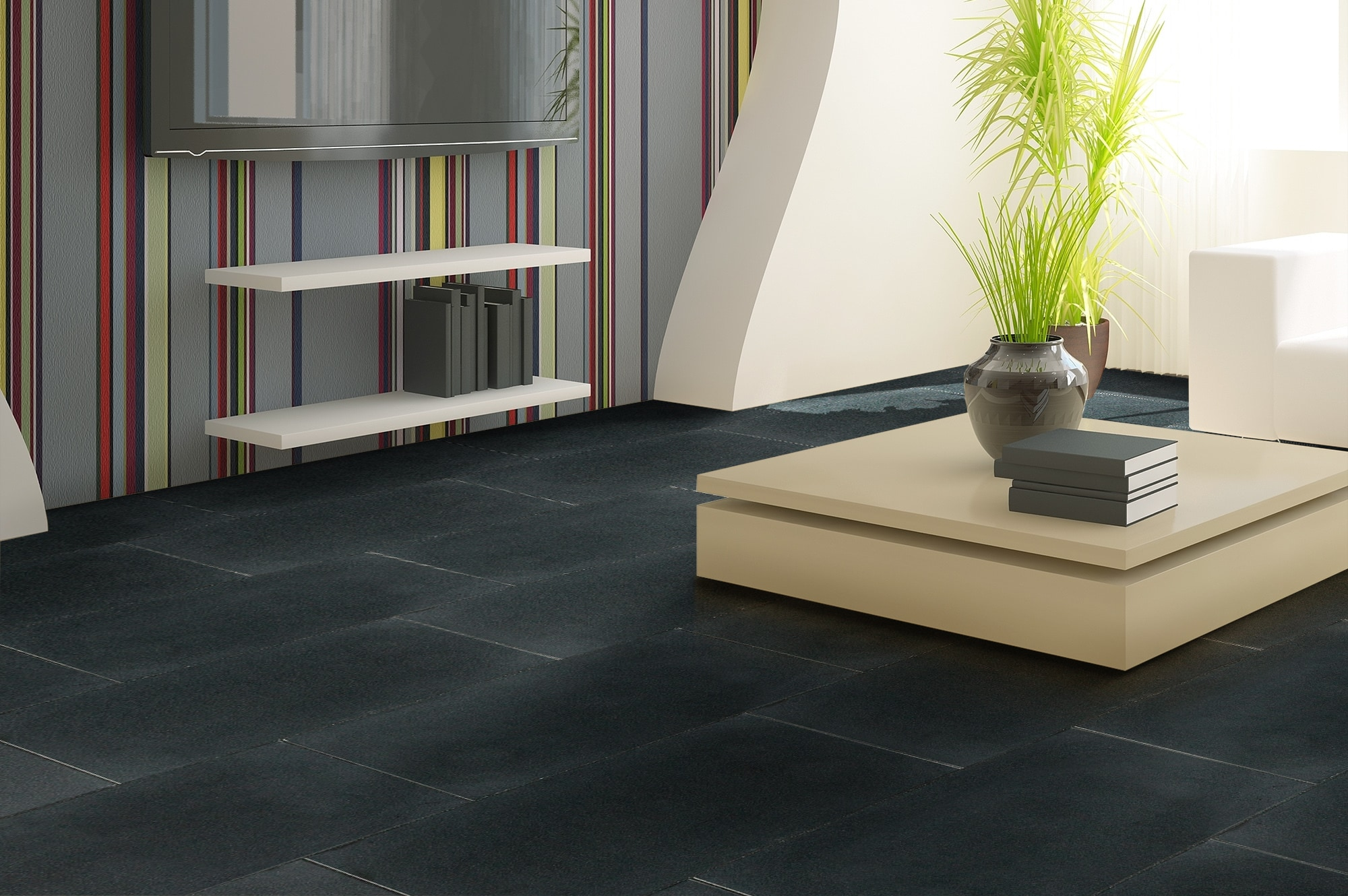agra granite tile pallavas collection absolute black 12
