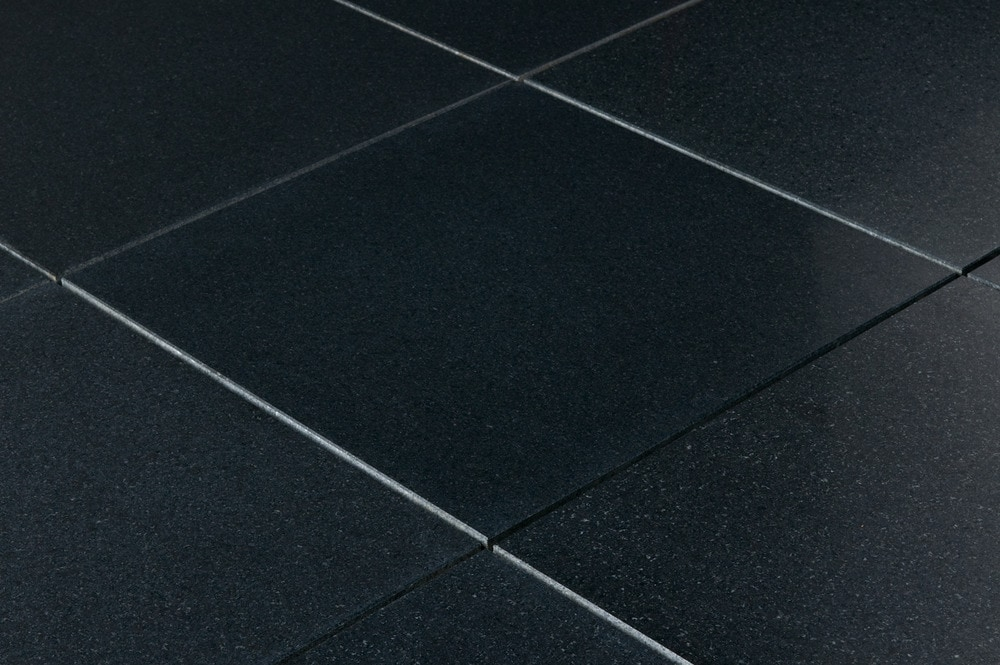 Absolute Black Granite Tile : Free samples cabot granite tile honed series absolute