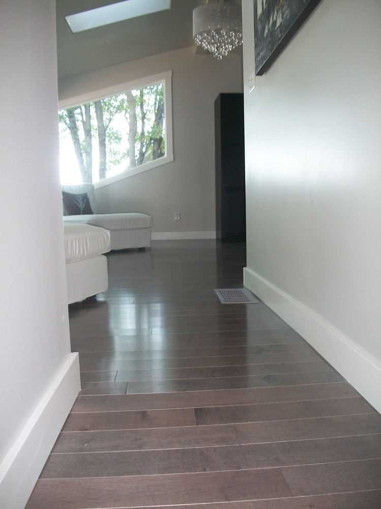 Free Samples Jasper Hardwood Canadian Maple Collection Charcoal