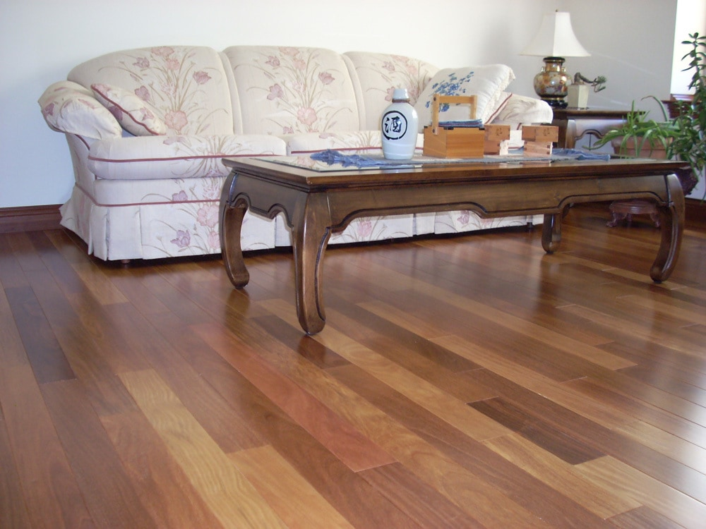 Mazama Hardwood Exotic South American Collection Natural Brazilian