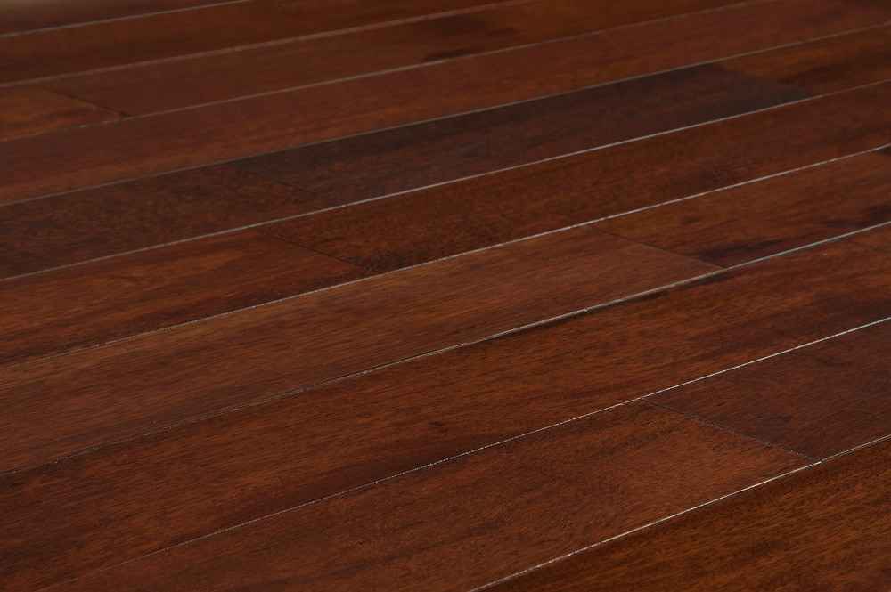 Mazama hardwood flooring pacific mahogany collection for Mahogany flooring
