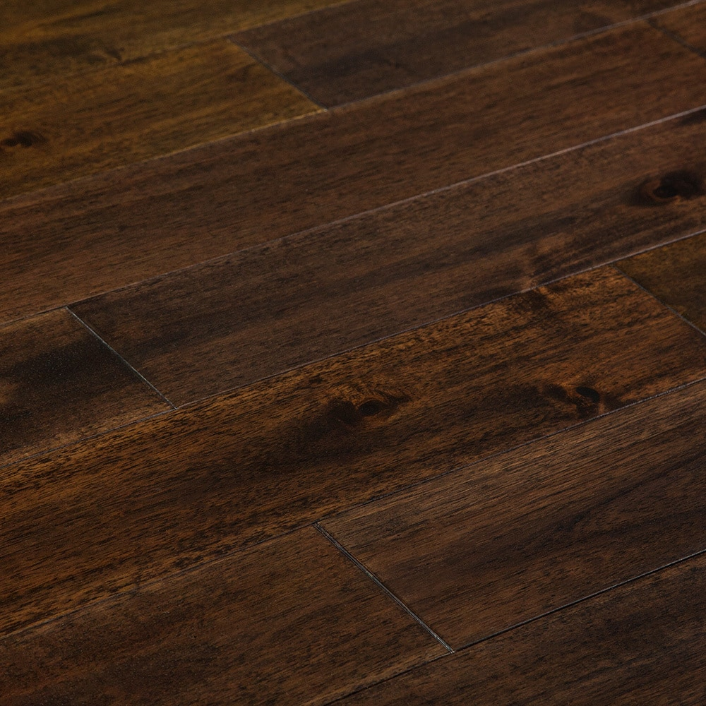 Ideal FREE Samples: Mazama Hardwood - Handscraped Acacia Collection  UR01