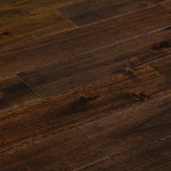 Hardwood   Handscraped Acacia Collection   Pekoe Brown / Acacia / Builders .