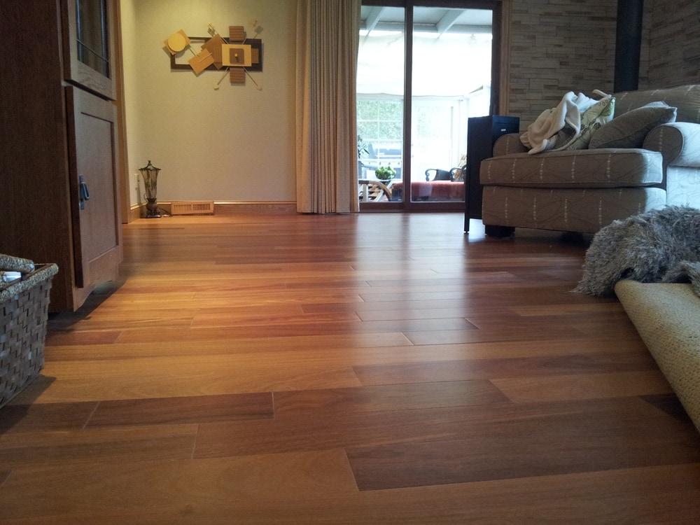 hardwood living room. Room Scene  Living View FREE Samples Mazama Hardwood Smooth South American Collection