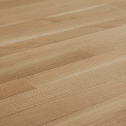Walking Horse Plank Unfinished White Oak Rift & Quartered