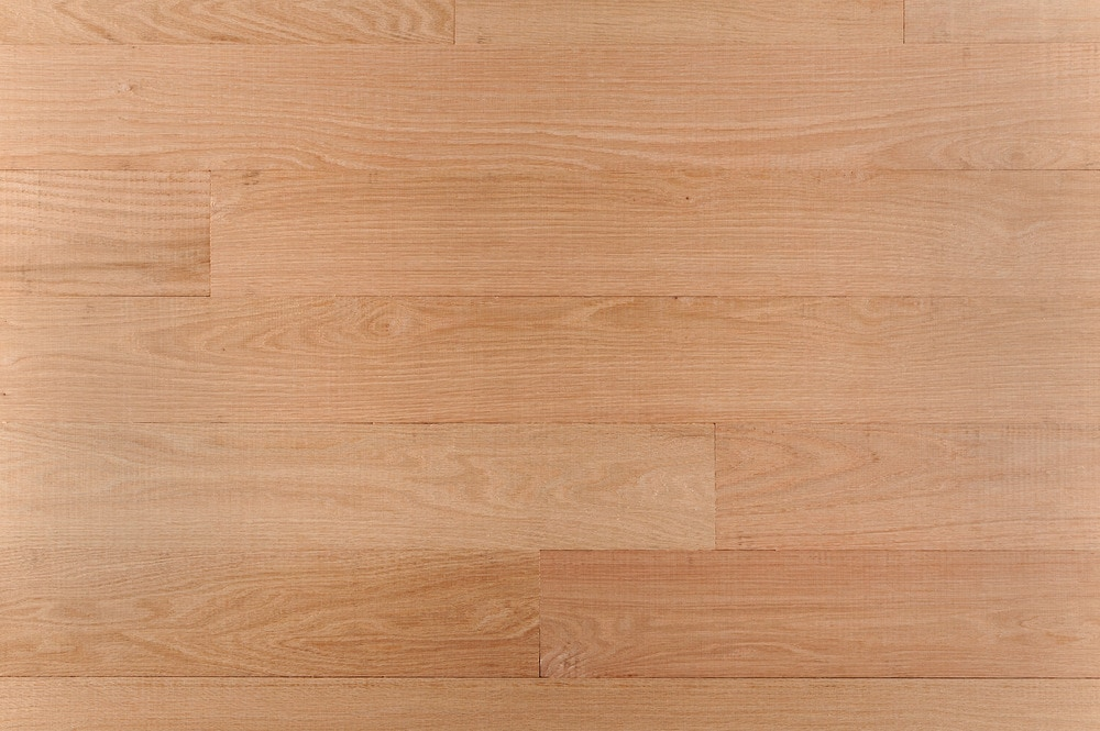 Unfinished oak flooring unfinished solid wood flooring for Hardwood flooring prefinished vs unfinished