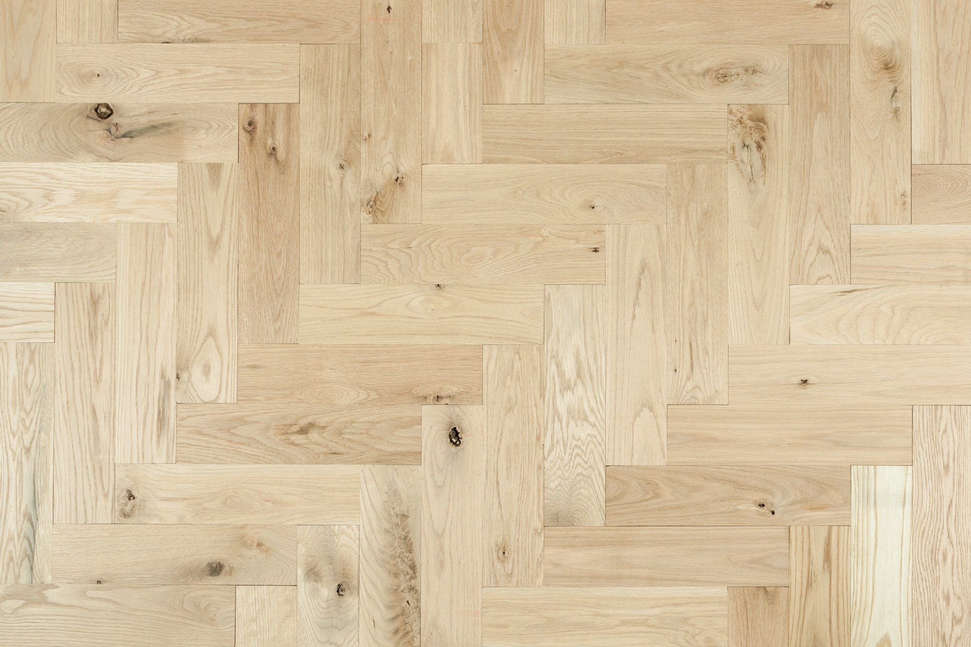 Tungston Tungston Plank - Herringbone White Oak Flooring Herringbone /  White Oak / Natural / 4