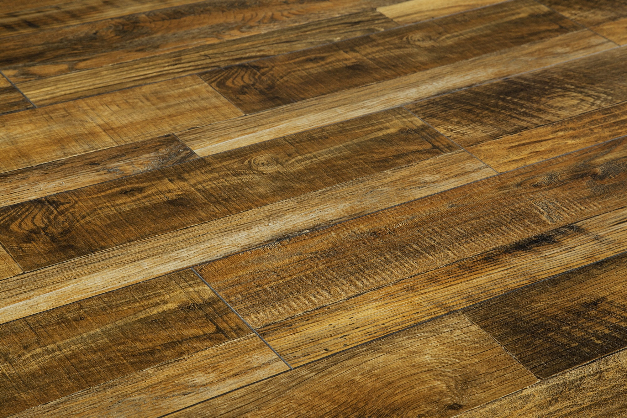 Rustic Laminate Flooring style selections 614 in w x 452 ft l barrel hickory handscraped wood plank Free Samples Lamton Laminate 12mm Palapa Collection Rustic Comodo