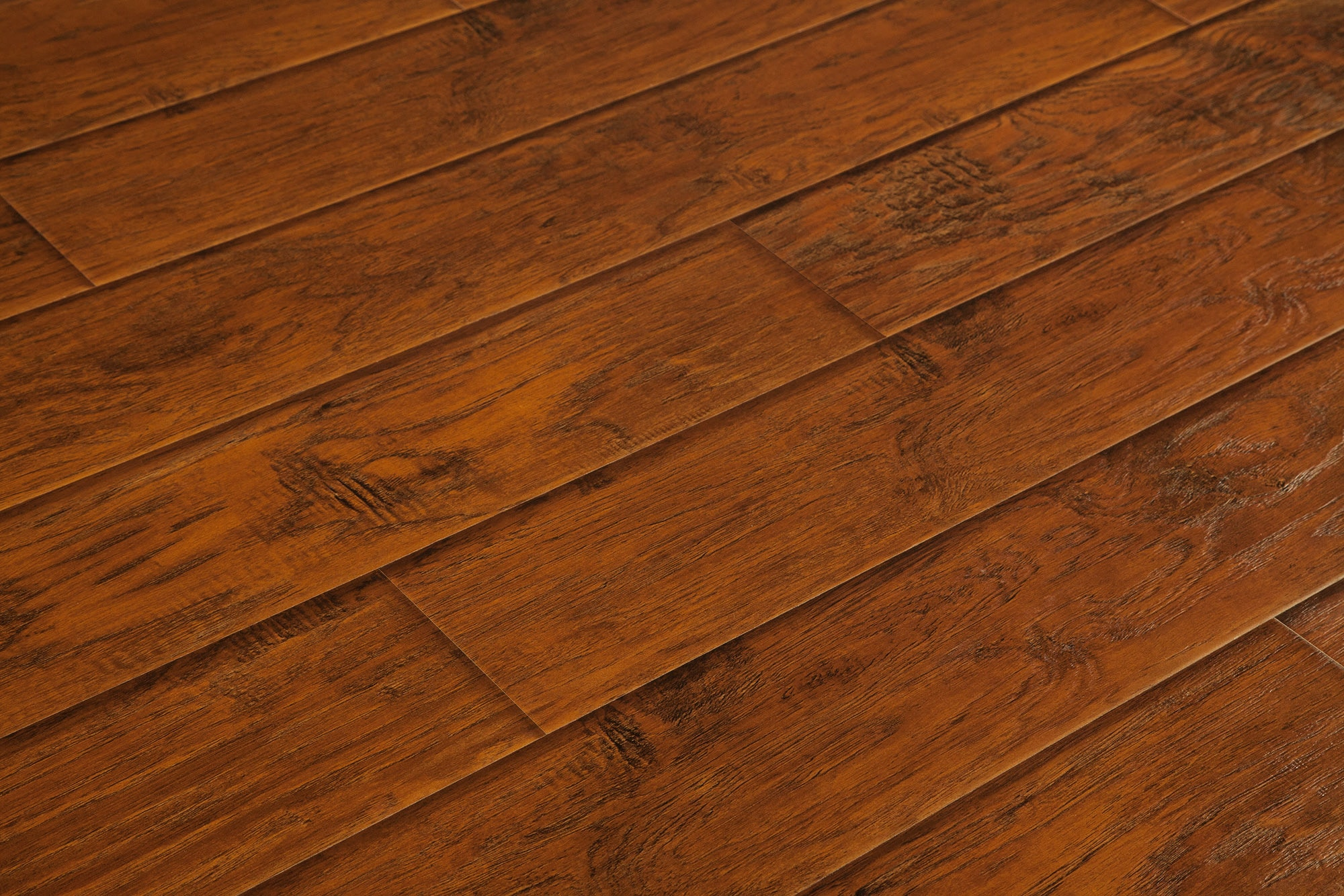Hickory Antique / 12 / AC3 Laminate - 12mm Wide Board Collection 0