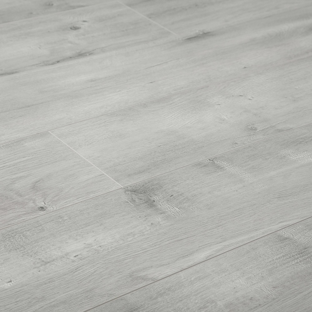 White Laminate Flooring prestige white oak 8mm v groove laminate flooring Toklo Laminate Flooring Ultra Collection Ultra Grey