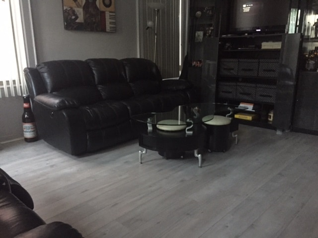 Laminate Flooring In Living Room. Room Scene  Living View FREE Samples Toklo Laminate Flooring Ultra Collection Grey