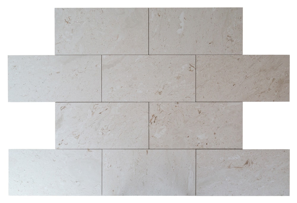 Free Samples Kesir Limestone Tile Jerusalem Bone Honed 12x24