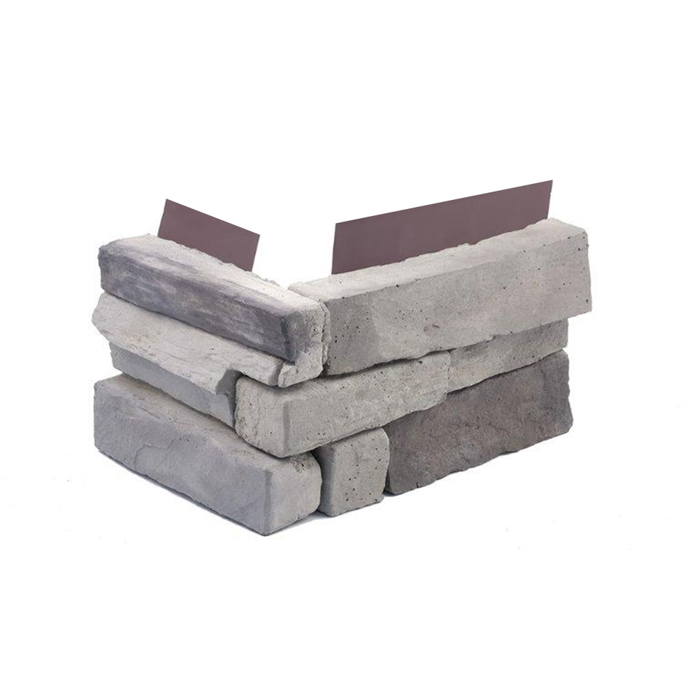 Adorn mortarless stone veneer siding colorado gray 3 for Mortarless stone veneer panels