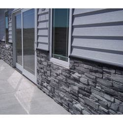 Builddirect flooring decking siding roofing and more Mortarless stone siding