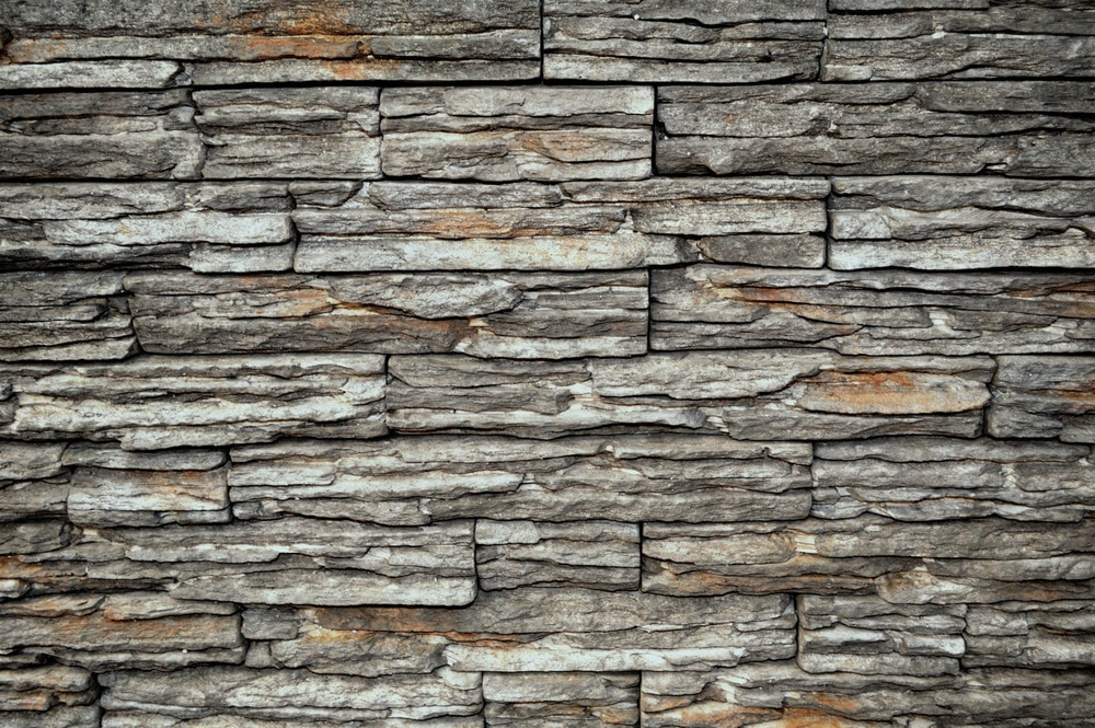 Building Stone Veneer : Strongside manufactured stone ledge coastal ash