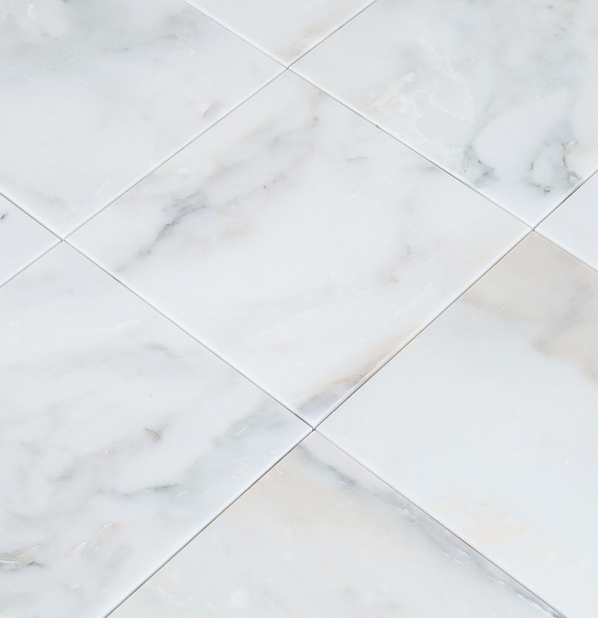 Kesir Marble Tile Polished Giallo Calacatta 12x12 Polished