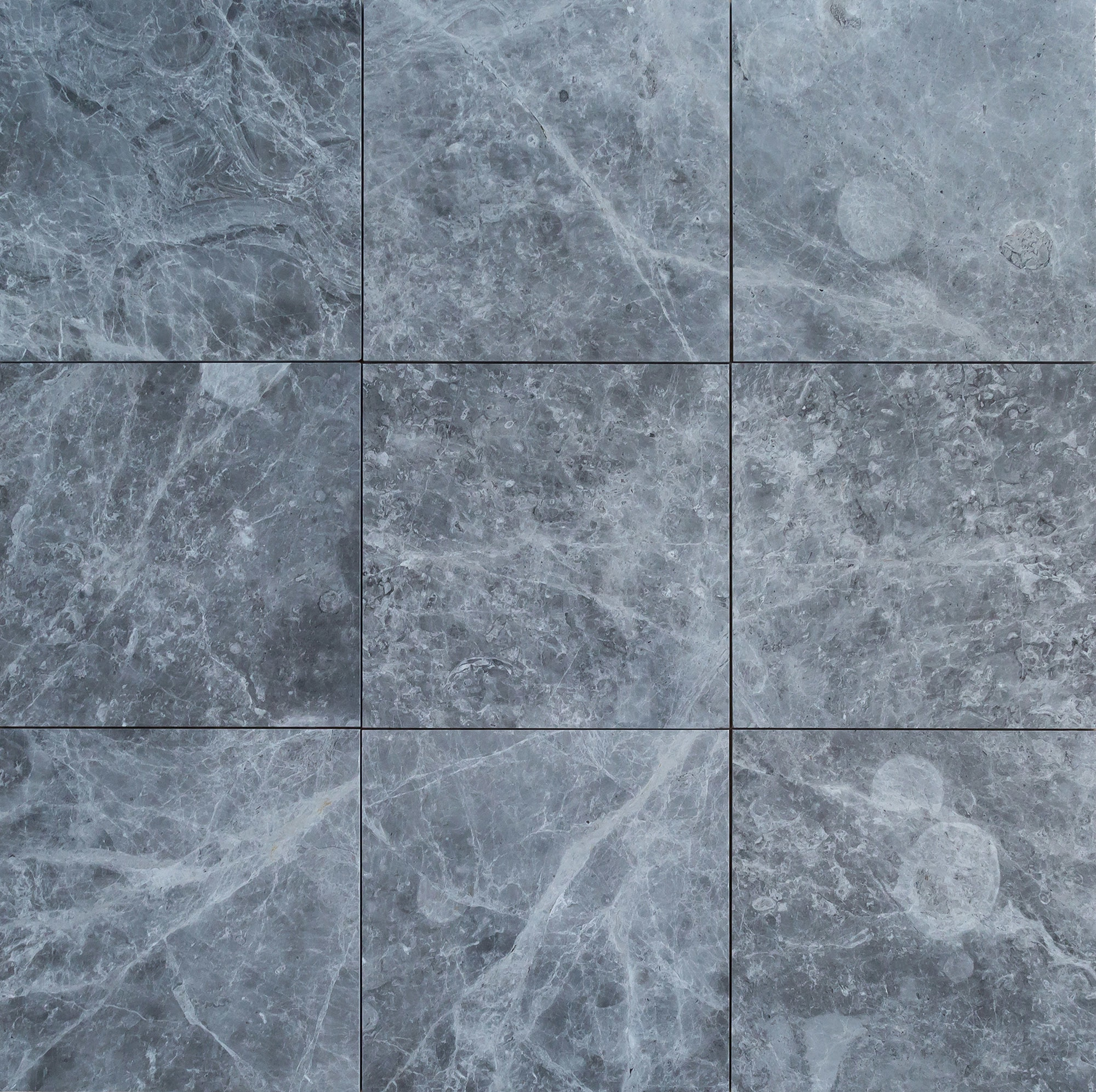 FREE Samples: Kesir Marble Tile - Polished Tundra Earth Gray / 12 ...