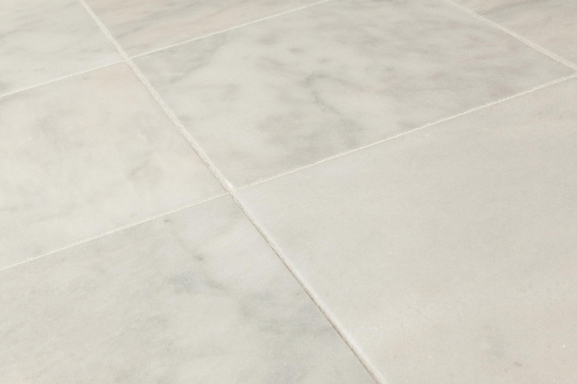 "Turkish Carrara White / 12""x12"" / Polished Marble Tile - Polished 0"