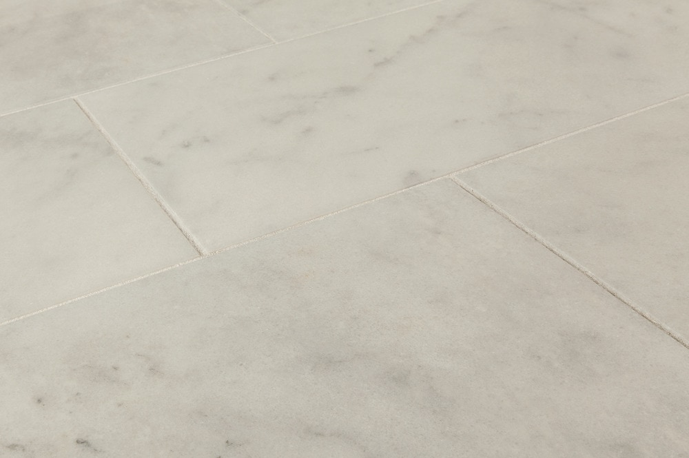 Kesir Marble Tile Polished Turkish Carrara White 12