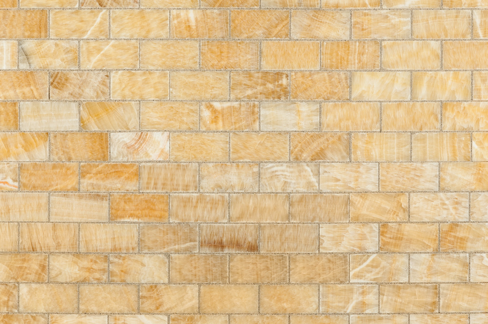 Cabot Onyx Mosaic - Onyx Series Honey Onyx Subway / 2\