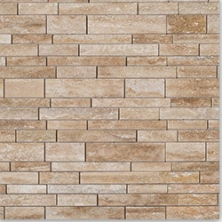 Split Face Natural Stone Mosaic - FREE Samples Available at