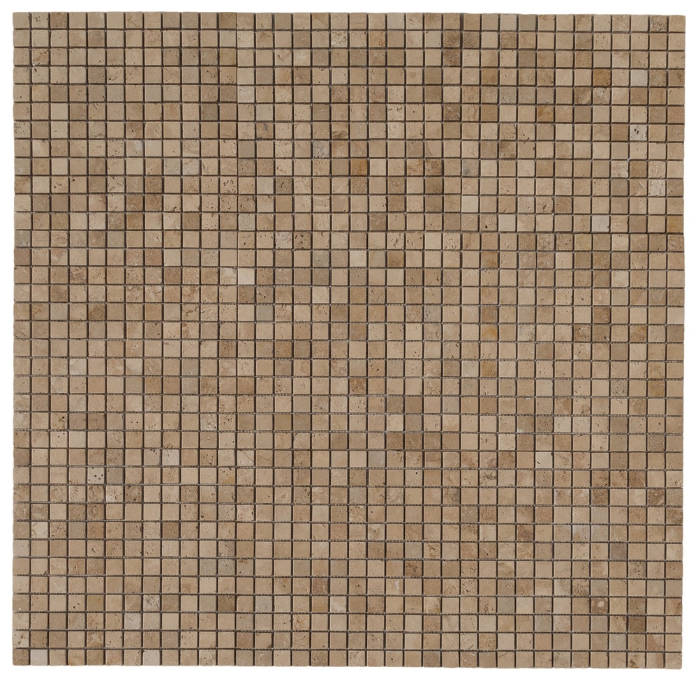 Tumbled Riverbed Walnut Beige 3: Riverbed Series Walnut Beige / 1