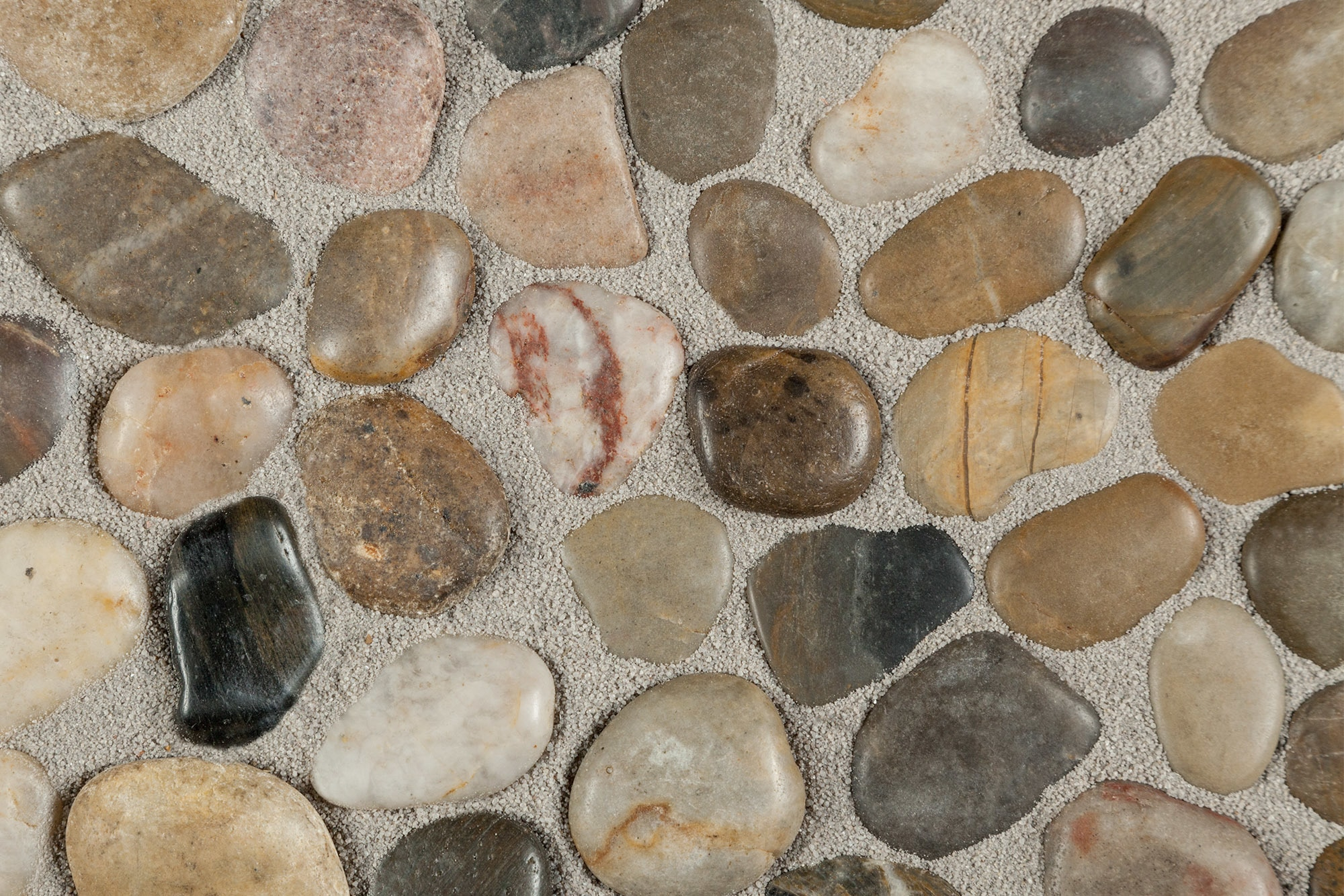Wall Tile & Mosaics - Pebbles | BuildDirect®