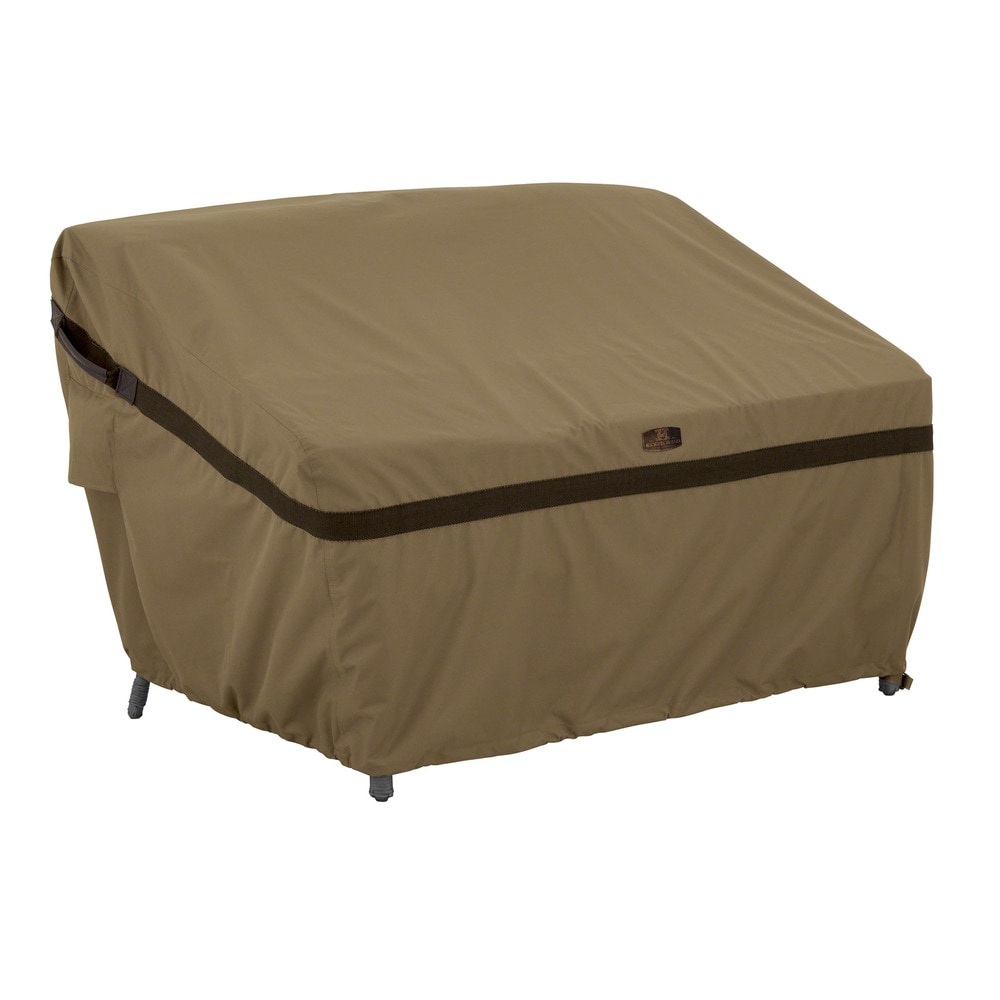 Classic Accessories Covers Hickory Patio Sofa And Bench