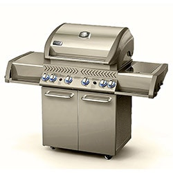 natural gas grills lpgas bbq grill with searing burner - Natural Gas Grill