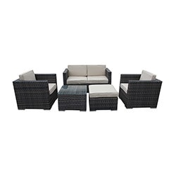 Kontiki Conversation Sets Wicker Sofa Sets