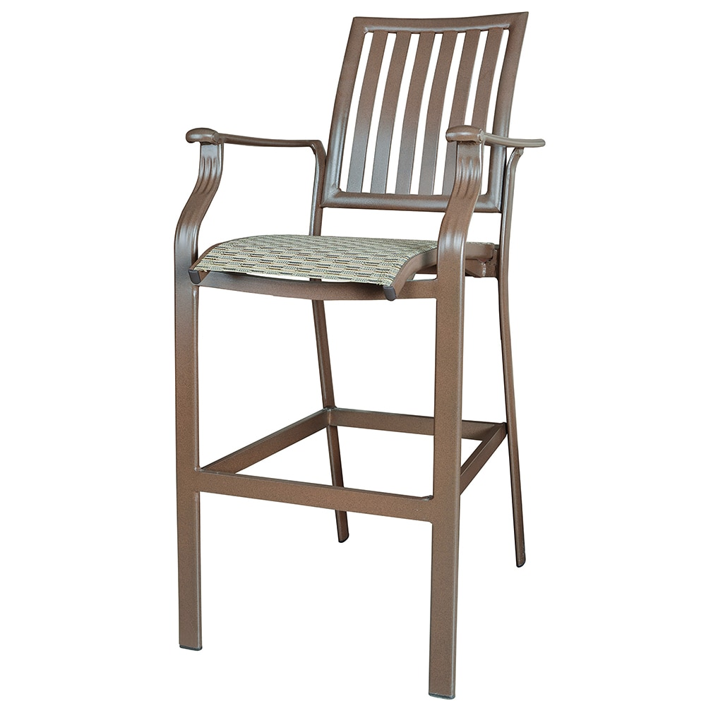 Panama Jack Island Breeze Collection Sling Barstool 1 Piece