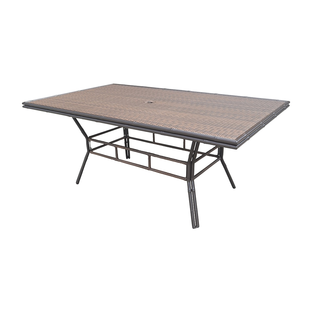 Panama Jack Rum Cay Collection Rectangular Dining Table